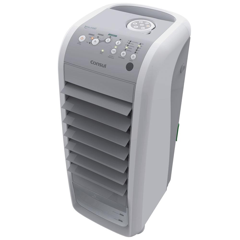 Qual o climatizador mais eficiente