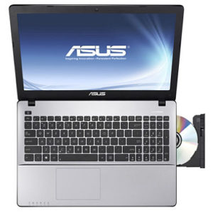notebook asus x55