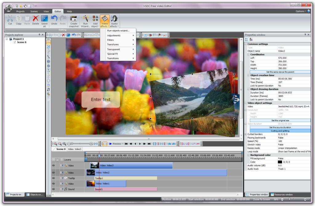 qual-melhor-editor-de-video-gratis-vsdc