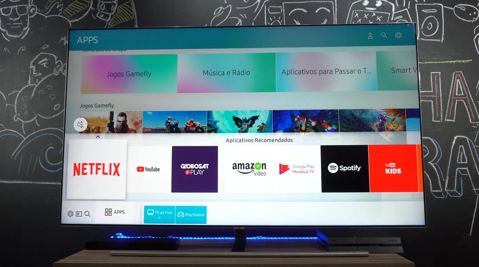 TV Samsung QLED Q7F: vale a pena pagar caro? - EscolhaSegura