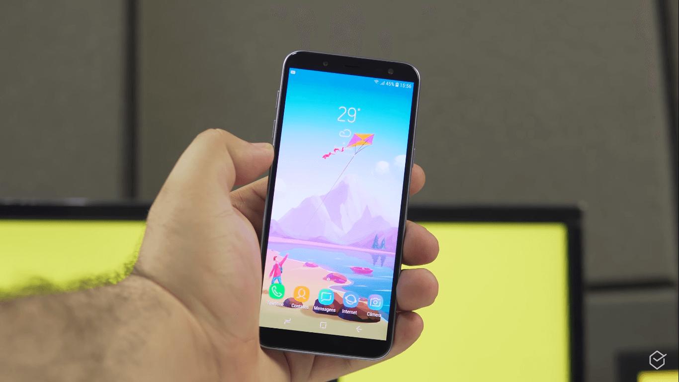 Galaxy J6 vale a pena? [Análise / Review] - EscolhaSegura