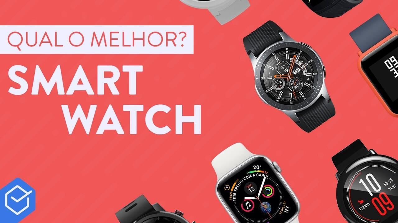 f426bde4a2a7 Escolher um smartwatch pode parecer uma tarefa fácil. Ele é pequenininho,  não faz tanta coisa, é barato! Doce ilusão! Tem tanto modelo no mercado e  design ...