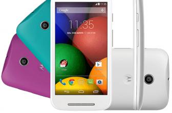 5 Melhores Smartphone Custo Benefício|2014/2015